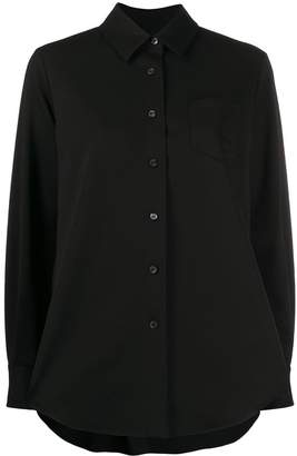 Alberto Biani plain button shirt