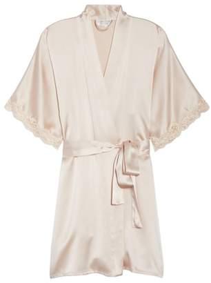 Christine Lingerie Christine Boudoir Silk Robe
