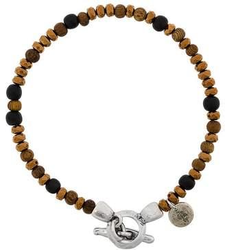 Eleventy beads charm bracelet