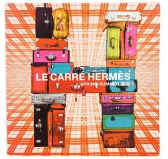 Hermes Carré Booklet