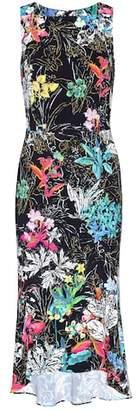 Peter Pilotto Floral-printed midi dress