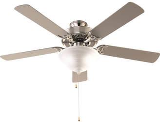 """Three Posts 52"""" Hamlett 3-Light 5-Blade Ceiling Fan"""