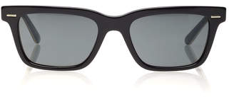 Oliver Peoples THE ROW BA CC Square Acetate Sunglasses