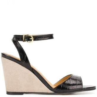 A.P.C. Oda wedge sandals
