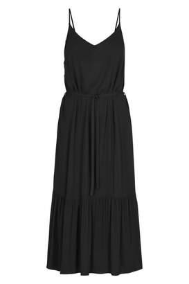 Just Female Life Singlet Dress Black - XS