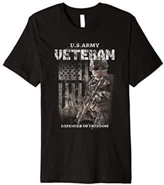 U.S. Army Veteran Defender of Proud Military Patriotic
