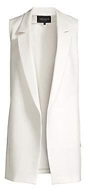 Lafayette 148 New York Women's Nalani Finesse Crepe Vest