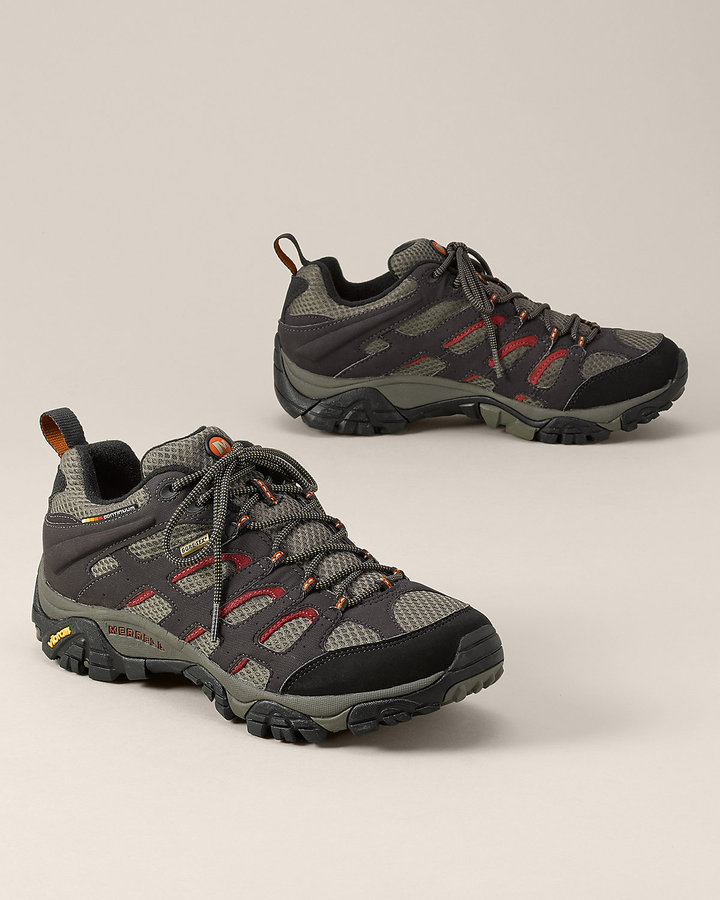 Eddie Bauer Merrell® Moab Low GTX Hiking Shoes
