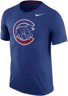 Nike Men's Chicago Cubs Triblend Tee