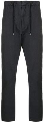 Bellerose drawstring tapered trousers