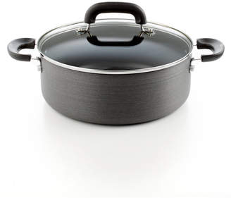Tools of the Trade Hard Anodized Nonstick 5 Qt. Covered Chili Pot, Created for Macy's