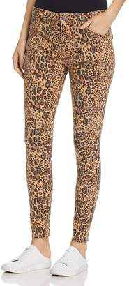Parker Smith Ava Skinny Jeans in Leopard