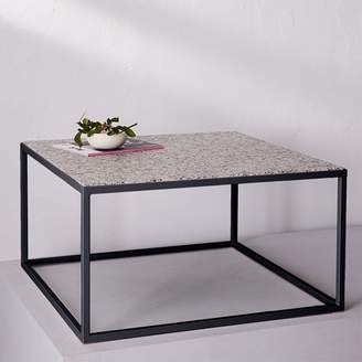 west elm Coffee Table - Pink Composition Surface