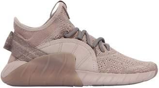 adidas Tubular Rise Primeknit Mid Top Sneakers