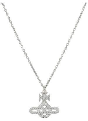 Vivienne Westwood Infinity Orb Pendant Necklace