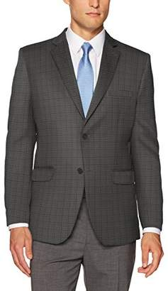 Greg Norman Men's Check 2 Sport Coat