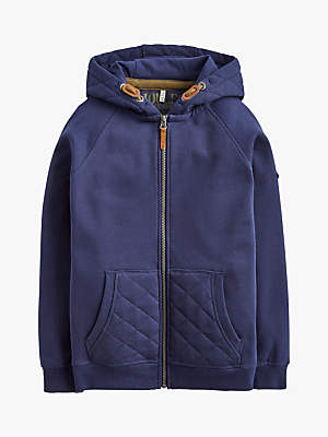 006c76fd33b5dc Boys Zip Through Hoodie With Zipped Pockets - ShopStyle UK