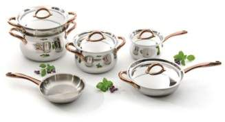 Berghoff 11-Piece Stainless Steel Studio Cookware Set