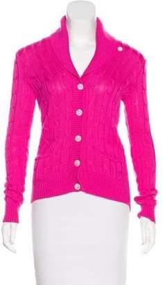 Ralph Lauren Long Sleeve Button-Up Cardigan