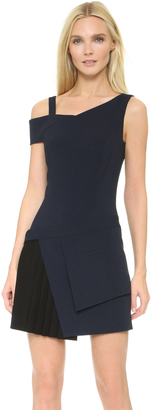 Mugler Sleeveless Dress $2,815 thestylecure.com