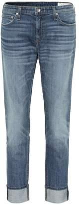 Rag & Bone Dre low-rise boyfriend jeans