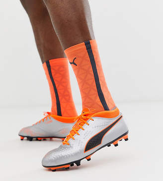 Puma ONE 4 synthetic soccer boots