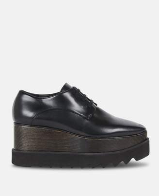 Stella McCartney all black elyse shoes