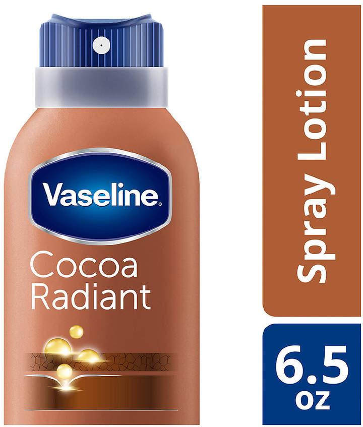 Vaseline Intensive Care Spray Moisturizer Cocoa Radiant
