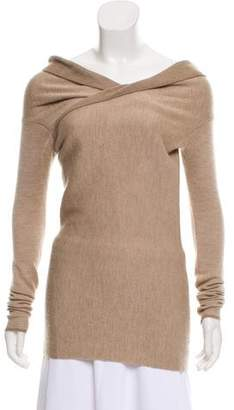 Maiyet Asymmetrical Cashmere Sweater