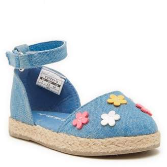 Carter's Brea Espadrille Flat (Toddler & Little Kid)