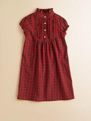 Ralph Lauren Toddler & Little Girl's Tartan Dress