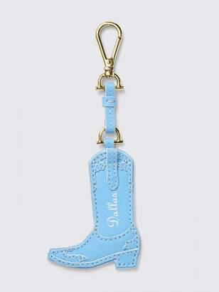Draper James Cowboy Boot Keyfob