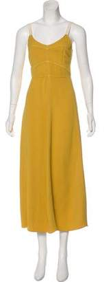 Elizabeth and James Sleeveless Maxi Dress