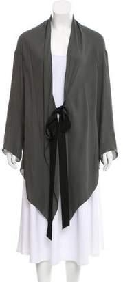 Lanvin Silk Evening Jacket