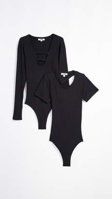 LnA Day To Night Bodysuit 2 Pack