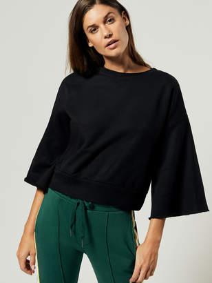 Delia Dolman Sleeve Pullover
