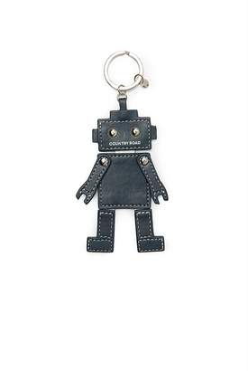 Country Road Robot Key Ring