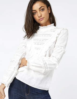 Monsoon Charlotte Rose Lace Top