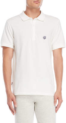 Franklin & Marshall Milk Pique Polo