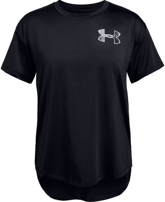 Under Armour Girls' HeatGear Armour Short Sleeve