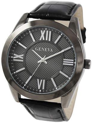 GENEVA Geneva Mens Black Watch