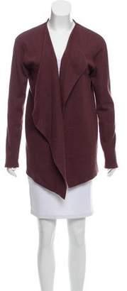 Brunello Cucinelli Cashmere Asymmetrical Cardigan