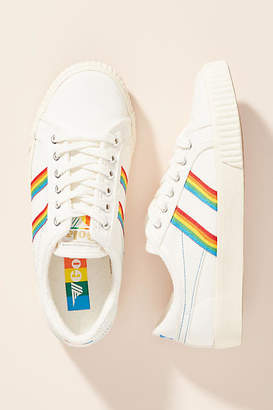 Gola Rainbow Stripe Sneakers