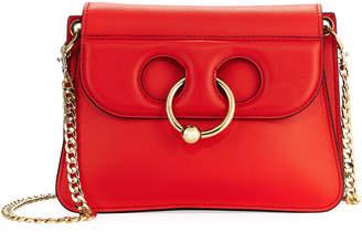 J.W.Anderson Mini Pierce Calf Leather Shoulder Bag
