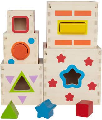 Hape Toys Pyramid Of Play