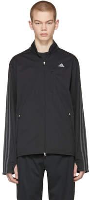 adidas x Kolor Black Chest Logo Track Jacket