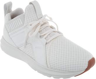 a9a047bd758 Puma Mesh Lace Up Sneakers - Enzo Premium