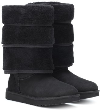 Y/Project X UGG Triple Cuff boots