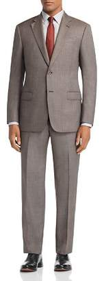 Emporio Armani Light Brown Regular Fit Suit