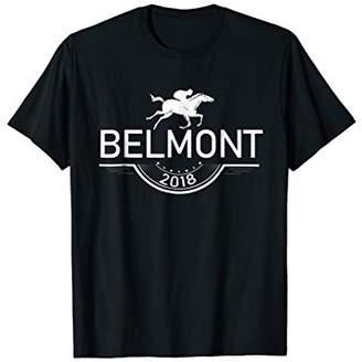 Jockey 2018 Horse Racing Belmont Shirt Gift